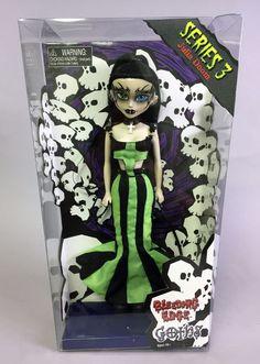 Begoths Julia Doom 12 inch doll #BeGoths #DollswithClothingAccessories