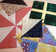 ❤ =^..^= ❤   Learn to Quilt ~ The Basics from the beginning!