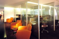 Cathay Pacific Airways Lounge   Lounge and IT stations