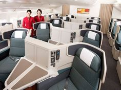 Cathay Pacific, the best bar none.  Flown many times over the years never disappointed. T