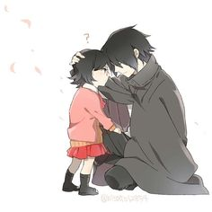 Sasuke and Salada