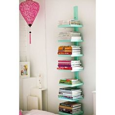 Teen girls Bedroom Desings, Teenage room furniture, decorating girls bedrooms, shelving for cool teenagers, ideas for teen girls, book shelves, creative designing by Donna Pierce
