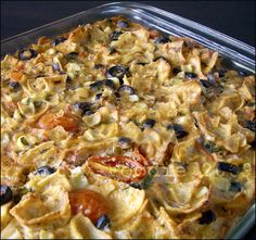 A Stratta is usually made with bread but tortilla chips work really well as a replacement. This is the perfect make-ahead dish for brunch or lunch. It tastes even better as leftovers. This recipe doubles up beautifully if you want to feed a crowd.
