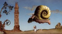 terry gilliam animation - Google Search