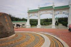 軍人忠靈祠   - Magong Taiwan