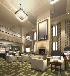 Lounge - #hotel #Hospitality design
