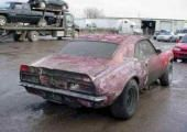 Salvage Camaro Parts Car Project Cars For Sale, Camaro For Sale, Chevrolet Camaro, Chevy Camaro