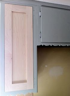 At a much smaller cost than what a contractor might ask for! Hereu0027s how:  The result Remove your cabinet