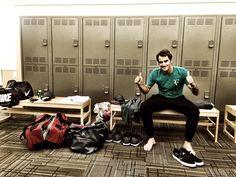 Roger Federer @CincyTennis