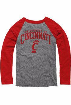 Product: University of Cincinnati Bearcats Victory Falls Long Sleeve T-Shirt $34