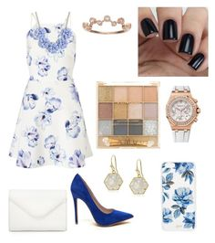 """Church Outfit #98"" by liziekay ❤ liked on Polyvore featuring Lipsy, J.Crew, Sonix, Neiman Marcus, Audemars Piguet, LC Lauren Conrad and Trina Turk"