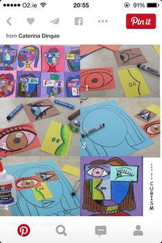 Picasso school art