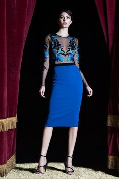 Zuhair Murad Pre-Fall 2015 Collection - Bellanaija - January2015002