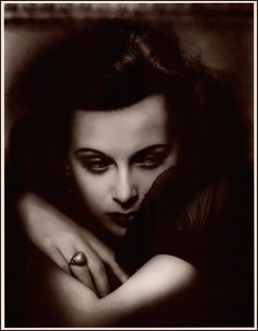 By George Hurrell Hedy Lamar