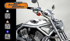 2003 HARLEY-DAVIDSON VRSCA in Silver At Auckland Motorcycles & Power Sports,  New Zealand www.amps.co.nz