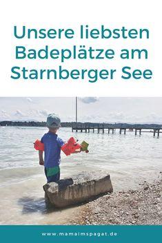 Unsere liebsten Badeplätze und Strandbäder am Starnberger See. Alle Badeplätze sind total gut für Familien geeignet und garantieren einen tollen Blick auf die Berge. #starnbergersee #seemitkindern #urlaubmitkindern #bayernliebe