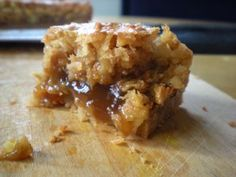 Coconut Bars Recipe. These bars are simply delicious. Like liquid caramel filled pecan pies in bite size form. Wonderfully indulgent!