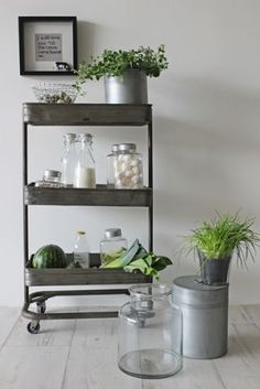 Industrial Kitchen Trolley - RSG