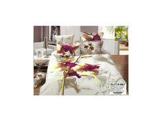 Povlečení 3D Orchidea 200x220 - BytovyShop.cz Bed, Furniture, Home Decor, Decoration Home, Stream Bed, Room Decor, Home Furnishings, Beds, Home Interior Design
