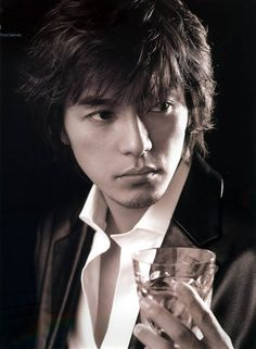 藤木直人 Naohito Fujiki  Actor  1972.7.19
