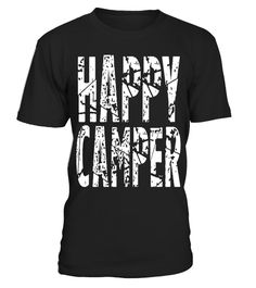 "# Happy Camper T-Shirt Cool Camping Gift Idea .  Special Offer, not available in shops      Comes in a variety of styles and colours      Buy yours now before it is too late!      Secured payment via Visa / Mastercard / Amex / PayPal      How to place an order            Choose the model from the drop-down menu      Click on ""Buy it now""      Choose the size and the quantity      Add your delivery address and bank details      And that's it!      Tags: The best gift for happy crystal lake…"