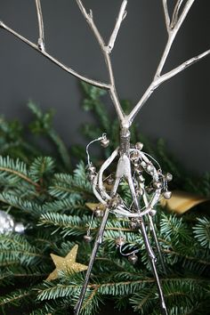 Yule Stag ornament