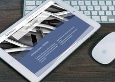 Oddaliśmy klimat branży, projektując stronę internetową dla firmy STAHLBAU, zajmującej się projektowaniem konstrukcji stalowych oraz inżynierią wsteczną. Charger, Electronics, Steel, Consumer Electronics