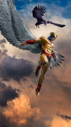 Birdman by uncannyknack