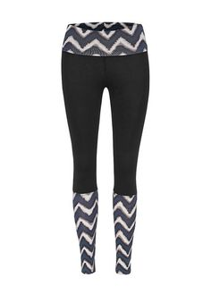 WE'AR YOGA Socksies Yoga Leggings - Lightweight, flattering fold over waist band, meltingly good. Made in Bali with Love. On the Mat. Fair Trade Clothing Brands, Textile Prints, Textiles, New Zealand Holidays, Knee Socks, Online Purchase, Yoga Leggings, Yoga Inspiration, Black Jeans