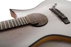 Teuffel newest guitar - Antonio. A real departure from his other guitars. One of the few luthiers whose guitars are truly art.