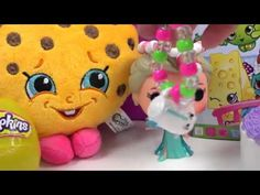 Shopkins Season 1 and 2 Surprise 3 Mystery Eggs Ultimate Collector's Gui...
