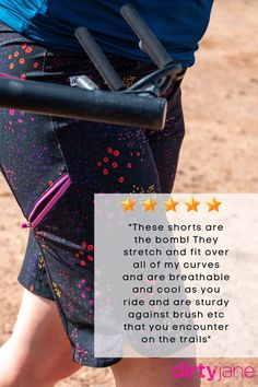 Mountain bike shorts for ladies with curves. Check 'em out! #curvyshorts #shorts #bikeshorts #mountainbikeshorts #bikingshorts #bikegear #bikeoutfit Best Mountain Bikes, Mountain Biking, Mountain Bike Shorts, Shorts With Pockets, Say Hello, Thighs, Curves, Booty, Athletic