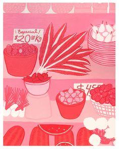 Liz Hernández + Market Signs   Poppytalk