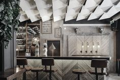 Cheval Bar by Ark4lab Of Architecture