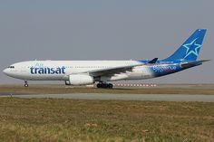 Airbus A330 Air Transat c-gits