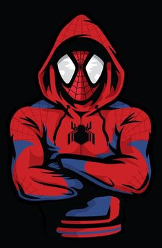 Spiderman Wallpaper, Spider Man Far From Home Wallpaper, Spiderman Wallpaper Spider Man Into The Spider Verse Wallpaper, Spiderman Wallpaper Hd, Spiderman Wallpaper Iphone. Amazing Spiderman, Spiderman Kunst, Spiderman Anime, Spiderman Hoodie, Spiderman Marvel, Hero Marvel, Marvel Vs, Marvel Dc Comics, Captain Marvel