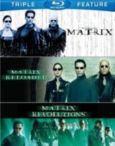The Matrix/TheMatrix Reloaded/TheMatrix Revolutions [3 Discs] [Blu-ray]  2003 - Best Buy
