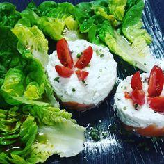 Subtil goût de saumon et fraîcheur garantie.Entrée diététique et bluffante, parfaite si on surveille sa ligne !  Entrée légère pour barbecue party !