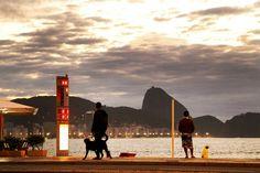 Rio, winter