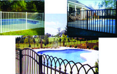 TOUCH this image: Aluminum Pool Fencing Wholesale by Aluminum Fences Aluminum Pool Fence, Fence Styles, Backyard Fences, Fencing, Touch, Website, Usa, Phone, Unique