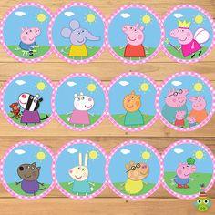 He encontrado este interesante anuncio de Etsy en https://www.etsy.com/es/listing/203278430/printable-peppa-pig-cupcake-toppers-pink