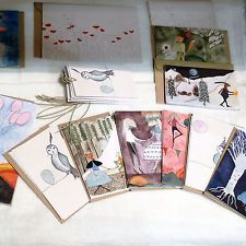 Radish Moon: Assorted Mix Small Note Cards (Pack of 8)