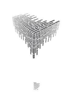 Typo Design, Graphic Design Posters, Graphic Design Typography, Graphic Design Illustration, Graphic Design Inspiration, Book Design, Cover Design, Layout Design, Typographie Fonts