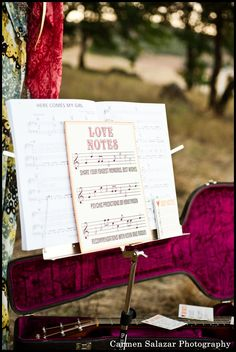 love notes... e o idee faina asta... poate in loc de coasterle alea...