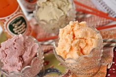 SODA POP ICE CREAM RECIPE INGREDIENTS  4 C cold soda pop, any flavor 1 14 oz. can sweetened condensed milk 1 C whole milk INSTRUCTIONS  Mix ...