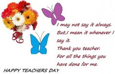 Wish Quotes, Love Life Quotes, Valentine's Day Quotes, Thanks Teacher, Be My Teacher, Happy Teachers Day Wishes, Sweet Love Words, My Favourite Teacher, Romantic Words