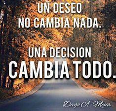 Mi destino cambio cuando tomaste tu decisión ❤