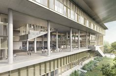 Serie Architects · New School of Design & Environment, National University of Singapore