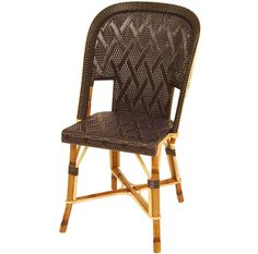 FOR THE HOME: Bistro chair by Maison Drucker.