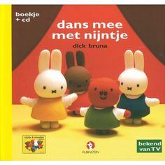 Dans mee met Nijntje (luisterboek) - Samen met Nijntje en haar vriendjes muziekmaken, in een tent slapen en dansen! Inclusief cd met twee liedjes, twee karaokeversies en zes verhaaltjes.